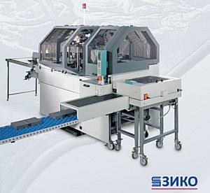 Компания «ЗИКО»  установила пресс для тиснения типа РЕ 312 фирмы KOLBUS в казанской типографии «Идел-Пресс»