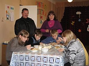 АЛФИ и Алексей Филин помогли детскому приюту