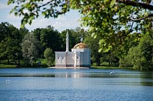 Пушкин. Европейская провинция под Петербургом