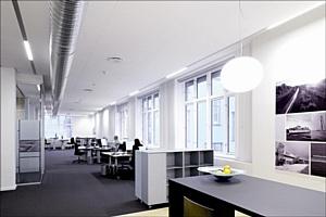 Rockfon представляет новый потолок дизайн класса