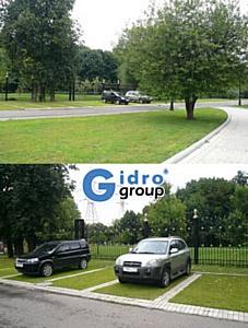 Способы устройства парковок в городе