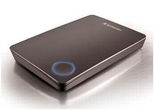 Переносной жесткий диск Verbatim Store 'n' Go Executive – высокоскоростной, безопасный и элегантный