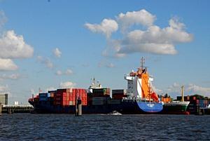Интервью-студия на тему: «Функционирование порта в Гамбурге, как центра логистики Северной Европы»