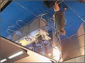 Компания Geipel опубликовала цены на подвесные потолки