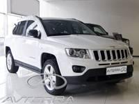 Белый Jeep Compass без ожидания в AVTERRA!