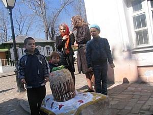 «Святой Источник» принял участие в подготовке к празднованию Светлой Пасхи