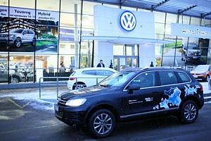 Volkswagen Touareg Hybrid � � ������� � �������!