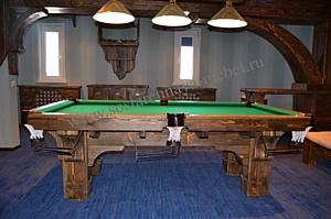 Роскошные бильярдные столы