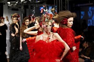 Барвиха Luxury Village: 3 апреля Aldo Coppola представил грандиозный шоу-показ «Beauty is timeless»