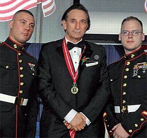 Президент Zepter International стал обладателем престижной награды «Медаль Почета Острова Эллис»
