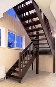 Стандартные лестницы для дачи в ТК Ланской со скидкой - 20 %