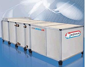 Новые приточные установки Novair