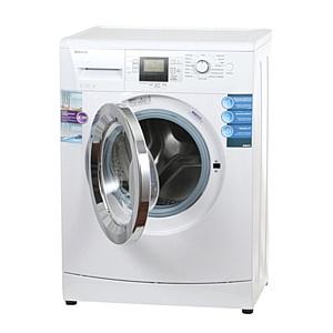 Обновленный дизайн стиральных машин от БЕКО