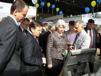 Дмитровские предприятия приняли участие в выставке «Межрегиональные связи Северо-Восточного административного округа столицы»