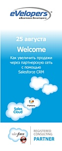 ��� ��������� ������� ����� ����������� ���� � ������� Salesforce CRM