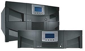 DSCon объявляет о доступности ленточных библиотек начального уровня Quantum Scalar® i40 и  i80 с приводами LTO-5