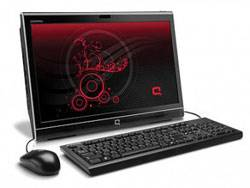 Эксклюзив от HP в MERLION: Compaq 100eu All-in-One PC