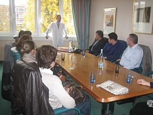 Moscow Business School провела стажировку по медицинскому менеджменту в Швейцарии