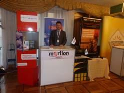 �������� MERLION Projects ������� ������� � ��������� ������� ������ ���������� ��-���������� � CIO Summit 2011