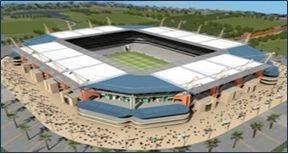 В ЮАР построили 10 стадионов, которые потрясут мир