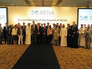 Объединенные Арабские Эмираты избраны председателем Совета IRENA