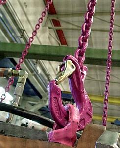 Новая ступень качества цепных строп