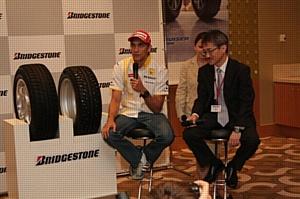Компания Bridgestone Bridgestone представила две новые модели зимних шин на российском рынке