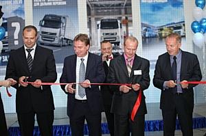 C�������� ������� Volvo Trucks ���� ���������� ������� � ������