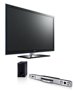 LG в очередной раз подтверждает свое лидерство в области техники для домашних развлечений, получив две высшие награды EISA-2011