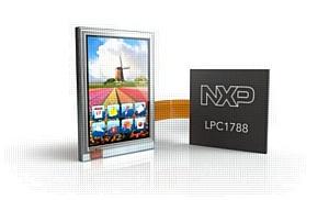 NXP ��������� � ����������� ���������������� LPC1788 � ����������� ������������ ��-�������