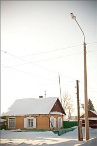 Светильники «Оптоган» на  улицах Красноярского края