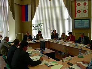Президиум Дмитровской межрайонной торгово-промышленной палаты (ДМТПП) обсудил эффективность и  пути развития направлений деятельности палаты