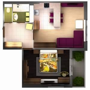 Евродвушки. Европейский стандарт планировок на рынке недвижимости от компании SETL CITY