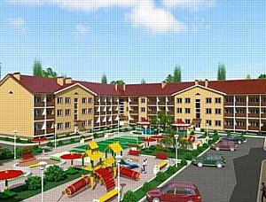 Новый жилой комплекс появится в г. Краснодаре
