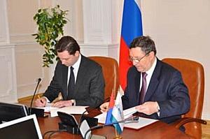 Генеральный директор ОАО «МРСК Центра» и губернатор Тамбовской области договорились о сотрудничестве