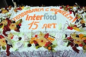 Выставка «Интерфуд» приглашает в Санкт-Петербург!