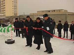 Инновационный центр подготовки водителей открылся в Екатеринбурге