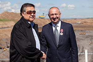 В Кемеровской области начал работу разрез «Караканский-западный», как первый этап инновационного угольно-технологического комплекса