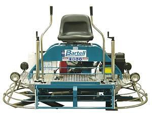 Доставка двухроторных затирочных машин Bartell TS78/H2 под заказ