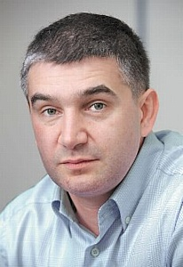 Мастер-класс с известным технологическим предпринимателем С.Белоусовым в Красноярске