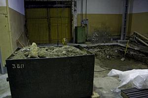 На территории ОАО «Армалит-1» найден снаряд времён ВОВ
