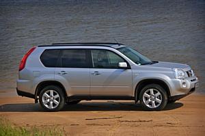 Nissan X-Trail в АвтоСпецЦентре от 990 000 рублей