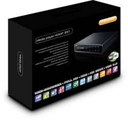 ����������� Digma HDMP-550 � HDMP-551: ������ ���� ���������