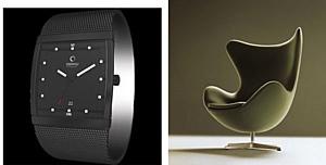 Ультратонкие часы от датской марки Obaku Harmony