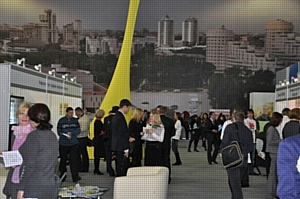 За пять часов работы выставку-конференцию по франчайзингу посетило около 600 человек!