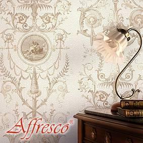«Hermitage» - эксклюзивная коллекция обоев от Компании Affresco