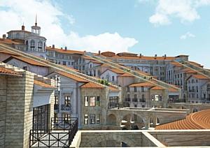 В «Итальянском квартале» начались продажи уникальных квартир с террасами