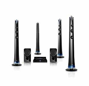 �������� LG Electronics (LG) ������������ �� ���������� ����� ���� ������ ������ Blu-ray 3DTM ��������� ���������� HX996TS �� ������ 3D