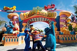 Сесамо-Авентура,  6-я тематическая зона парка развлечений Порт-Авентура, откроется 8 апреля