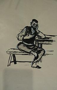 Идиш-Ланд в живописи очевидцев